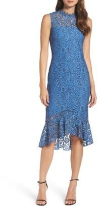 Women's Shoshanna Drayton Midi Dress $418 thestylecure.com