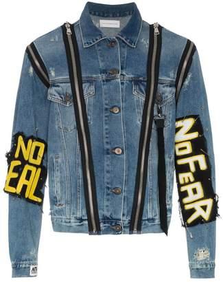 Faith Connexion Monster Denim Jacket