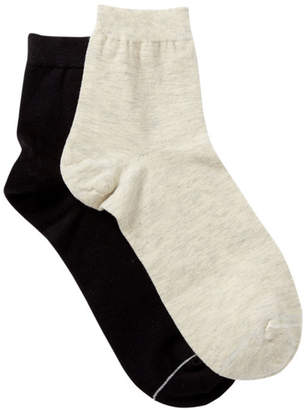 Yummie by Heather Thomson Eseential Anklet Socks - Pack of 2