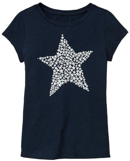 Gap Embellished graphic tee