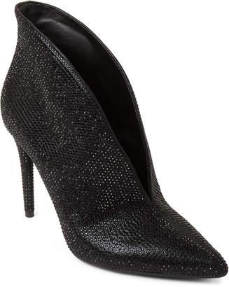 Jessica Simpson Black Lasnia Embellished Booties