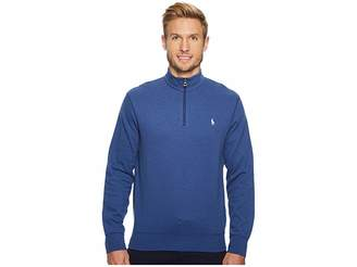 Polo Ralph Lauren Double Knit Pullover Men's Clothing