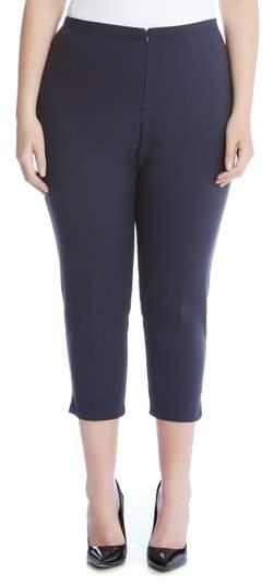 Stretch Capri Pants
