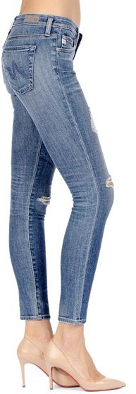 AG Jeans The Legging Ankle - 16 Years Swap Meet