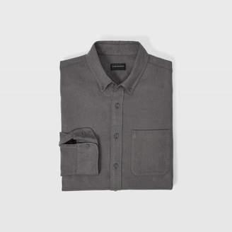 Club Monaco Slim Double-Faced Twill Shirt