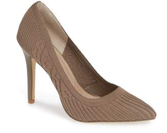 Charles by Charles David Pattie Knit Pump