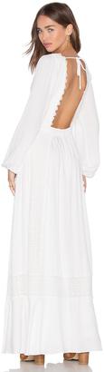 MAJORELLE Prairie Maxi Dress $278 thestylecure.com