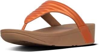 FitFlop Lottie Padded Toe-Thongs