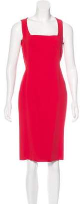 Aquilano Rimondi Aquilano.Rimondi Sleeveless Sheath Dress