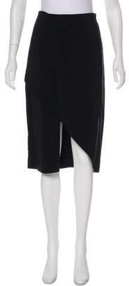 Rosetta Getty Knee-Length Skirt