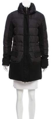 ADD Quilted Down Coat