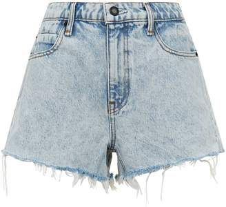 Alexander Wang Bite Denim Shorts