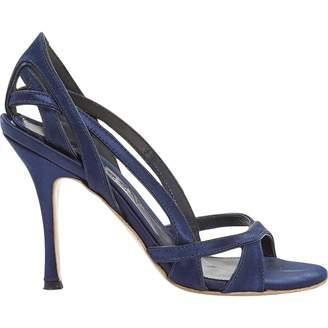 Alexander McQueen Cloth heels