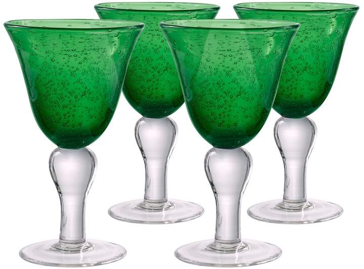Artland Artland Iris 4-pc. Wine Glass Set