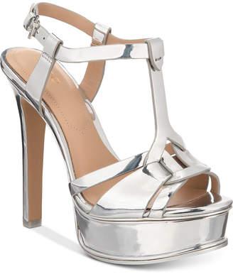 Aldo Chelly Platform Dress Sandals Women's Shoes