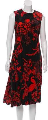 Creatures of the Wind Floral Midi Dress w/ Tags
