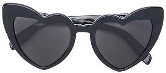 Saint Laurent (サン ローラン) - Saint Laurent Eyewear ハートフレーム サングラス
