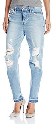Joe's Jeans Women's The Debbie Boyfriend Ankle Jean in Maize