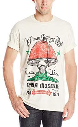 FEA Men's Allman Brothers Band Syria Mosque Mushroom T-Shirt