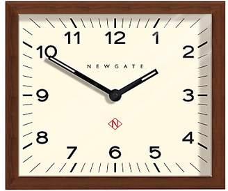 Newgate Mr Davies Wooden Wall Clock, Natural