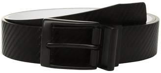 Nike Carbon Fiber Texture Reversible Men's Belts