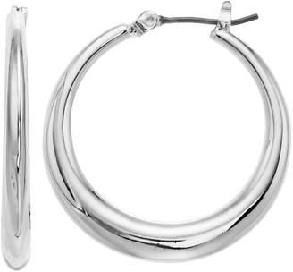 Napier Large Hoop Earrings
