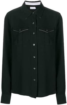 Calvin Klein loose fitted blouse