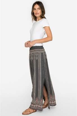 Johnny Was Calida Side Slit Maxi Skirt