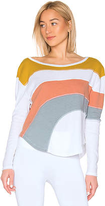 Free People Movement Sun Downer Long Sleeve Tee