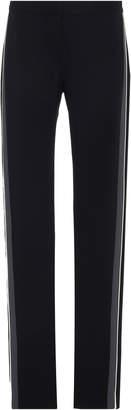 Derek Lam Hanne Slim Fit Legging With Tuxedo Stripe