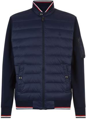 Polo Ralph Lauren Quilted Front Bomber Jacket