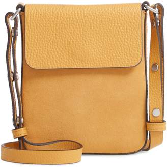 Treasure & Bond Madison Leather Crossbody Bag