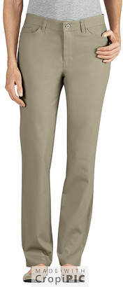Dickies Slim Skinny 5-Pocket Stretch Twill Pant
