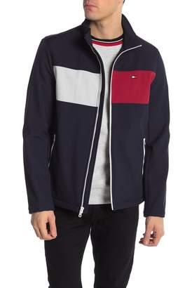 Tommy Hilfiger Colorblock Zip-Up Jacket