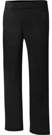 Hanes Girls' Open Leg Fleece Sweatpant