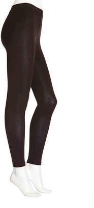 Anne Klein Solid Sew Leggings - Women's