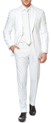 Men's Opposuits White Knight Trim Fit Two-Piece Suit With Tie $99.99 thestylecure.com