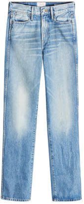 Frame Rigid Re-Release Le High Straight Jeans