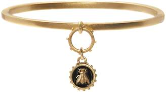 Vince Camuto Bee Enamel Charm Bangle