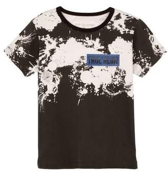 True Religion (トゥルー レリジョン) - True Religion Brand Jeans Paint Splatter T-Shirt