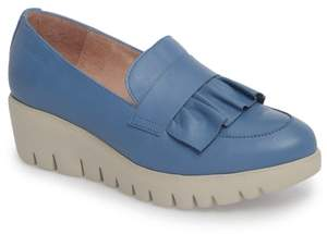 Wonders Loafer Wedge