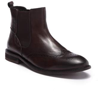 MODERN FICTION Impressionist Wingtip Chelsea Boot