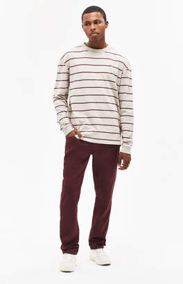 Ezekiel Chopper Burgundy Jeans