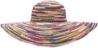 Sensi Studio Wide Brim Straw Hat