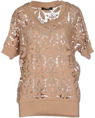 TWIN-SET SIMONA BARBIERI Sweaters $158 thestylecure.com