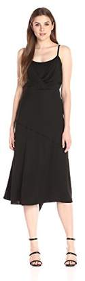 Tracy Reese Women's Angled Midi Slip $41.29 thestylecure.com