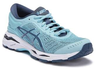 Asics Kayano Gel Knit Sneaker (Big Kid)