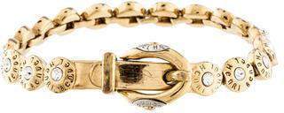 Henri Bendel Crystal Link Bracelet $50 thestylecure.com