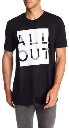 Zella Z By All Out Short Sleeve Tee