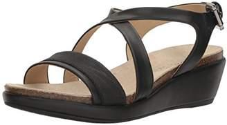 Geox Women's W Abbie 5 Wedge Sandal